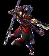 Nabarl ninja Attack