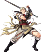 Owain Injured