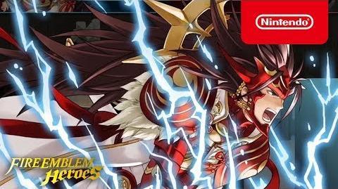 Fire Emblem Heroes - Legendary Hero (Ryoma Supreme Samurai)