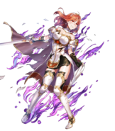 Celica déchu Injured