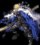 Dimitri Legend Injured