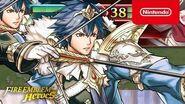 Fire Emblem Heroes - Legendary Hero (Chrom Crowned Exalt)