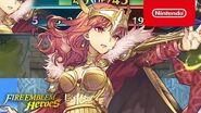 Fire Emblem Heroes - Legendary Hero (Celica Queen of Valentia)