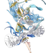 Azura Legend Attack