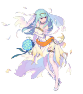 Ninian Mariée Injured