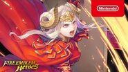 Fire Emblem Heroes - Legendary Hero (Edelgard Flame Emperor)