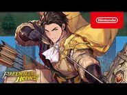 Fire Emblem Heroes - Legendary Hero (Claude- King of Unification)