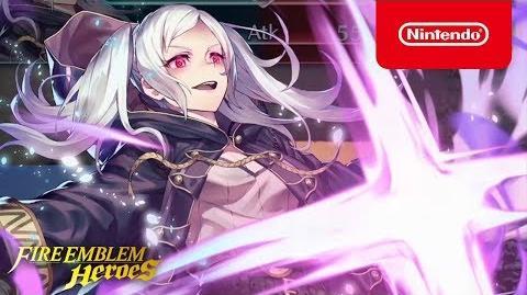 Fire Emblem Heroes - Legendary Hero (Robin Fell Vessel)