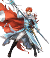 Eliwood Brave Injured