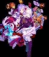 Ilyana Halloween Injured