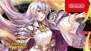 Fire Emblem Heroes - Legendary Hero (Julia Crusader of Light)
