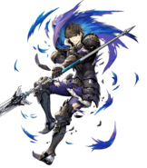 Berkut Injured