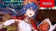 Fire Emblem Heroes - Legendary Hero (Lilina Firelight Leader)