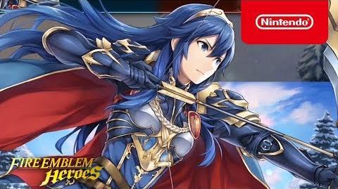 Fire Emblem Heroes - Legendary Hero (Lucina Glorious Archer)