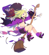 Nowi Halloween Injured