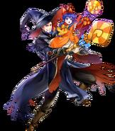 Hector Halloween Attack