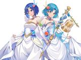 Catria (mariée)