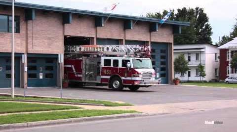Service incendie de Joliette - Unité 451