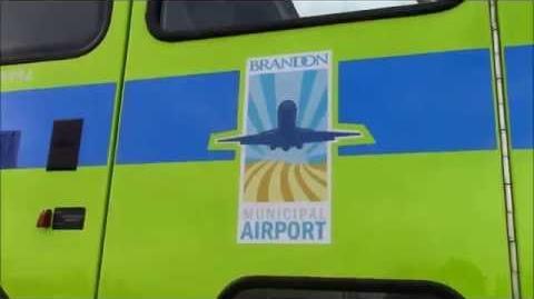 Brandon Municipal Airport Red 1