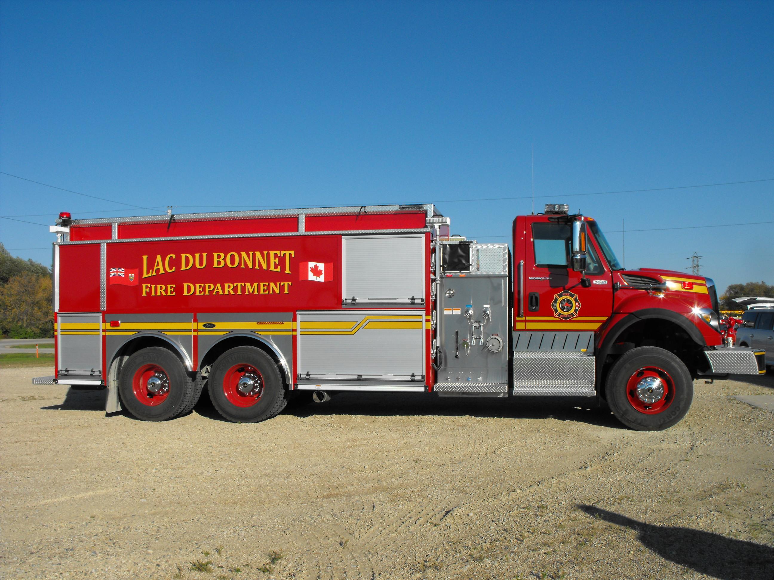 Lac du Bonnet Fire Department