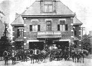 Joliette caserne 1926