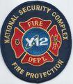 Y-12 badge