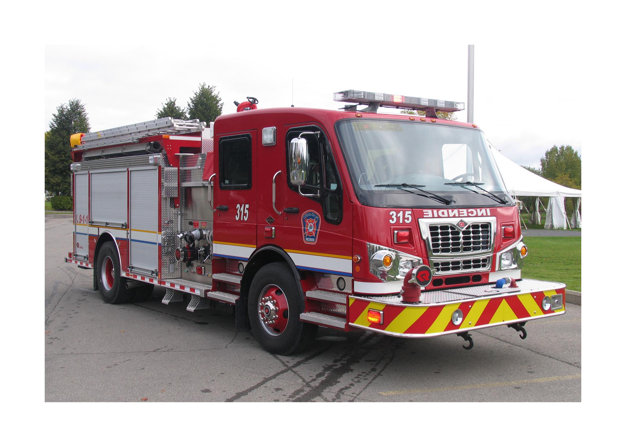 Service de Sécurité Incendie de Coteau-du-Lac