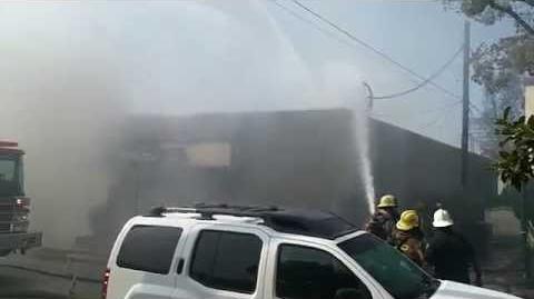 Structure Fire - Glendale (CA) 2