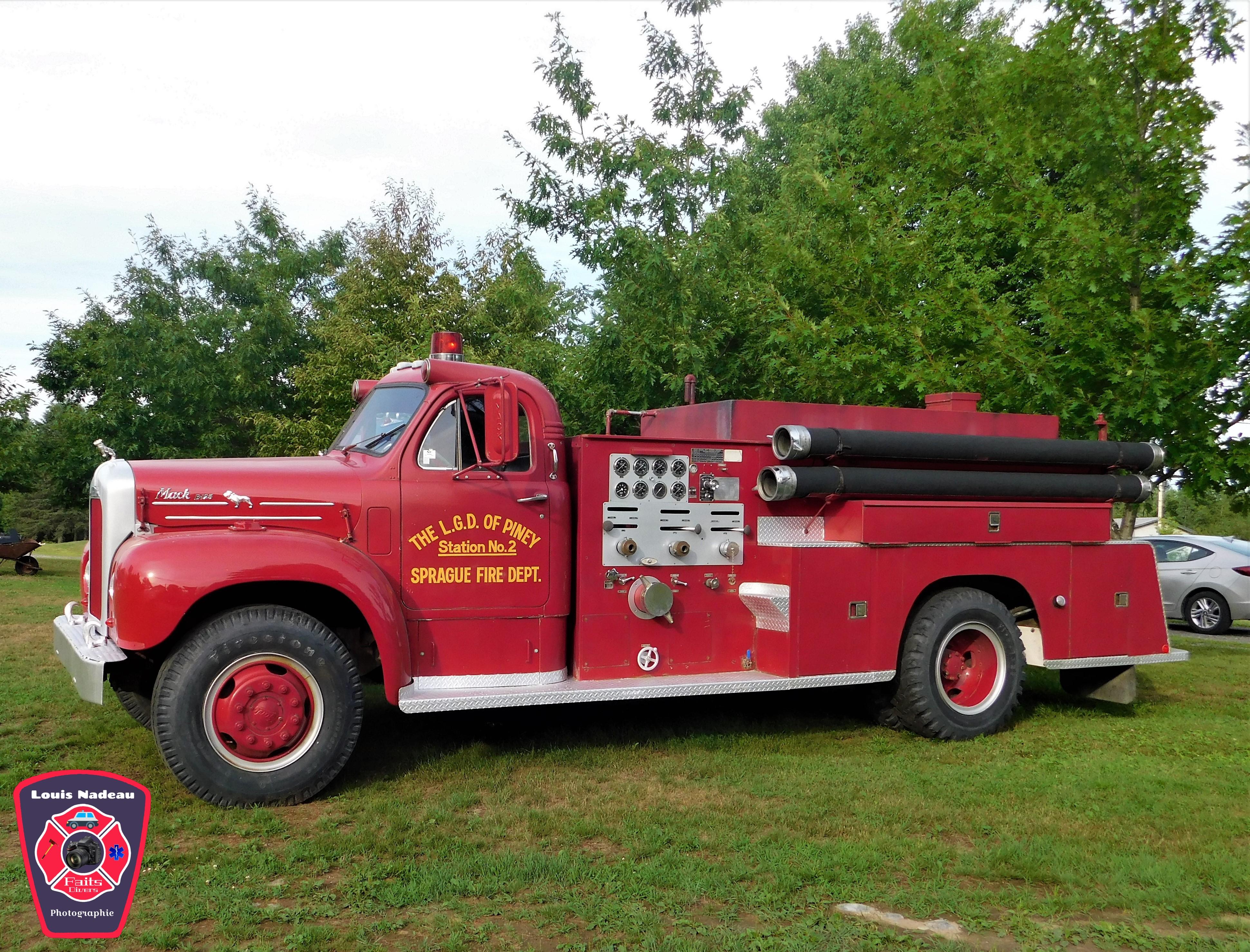 Piney Rural Municipality Volunteer Fire Department (Manitoba)