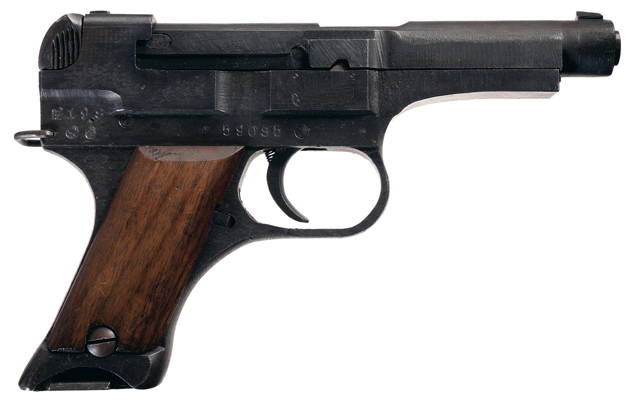 Type 94 Pistol