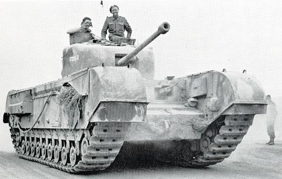 Infantry Tank Mk. IV, Churchill Mk. IV