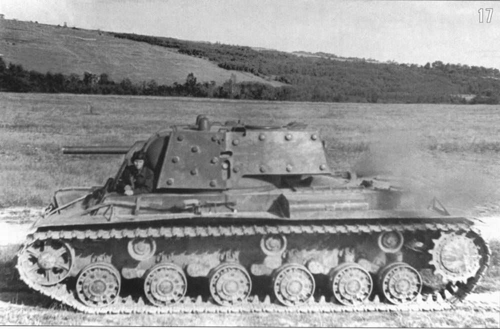 KV-1E Model 1940