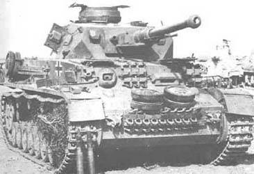 Panzerkampfwagen IV Ausf. F2