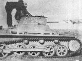 Flammenwerfer 40 auf Panzerkampwagen I Ausf. A
