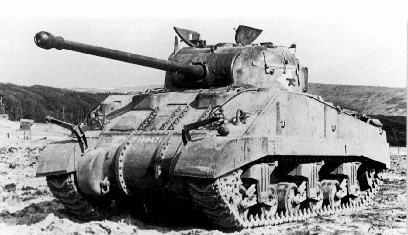 Cruiser Tank, Sherman Mk. Vc
