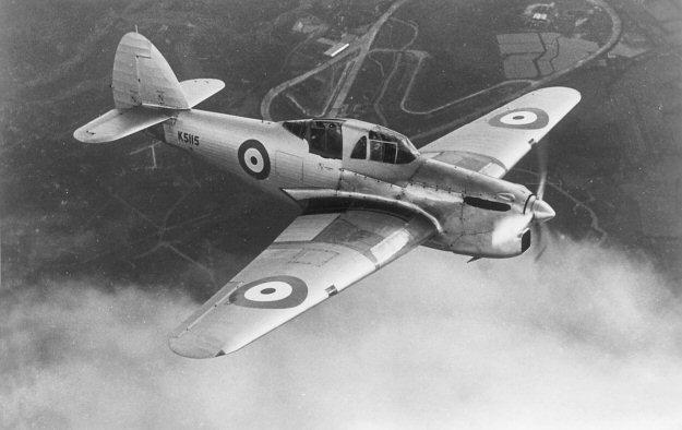 Hawker Henley Mk.I