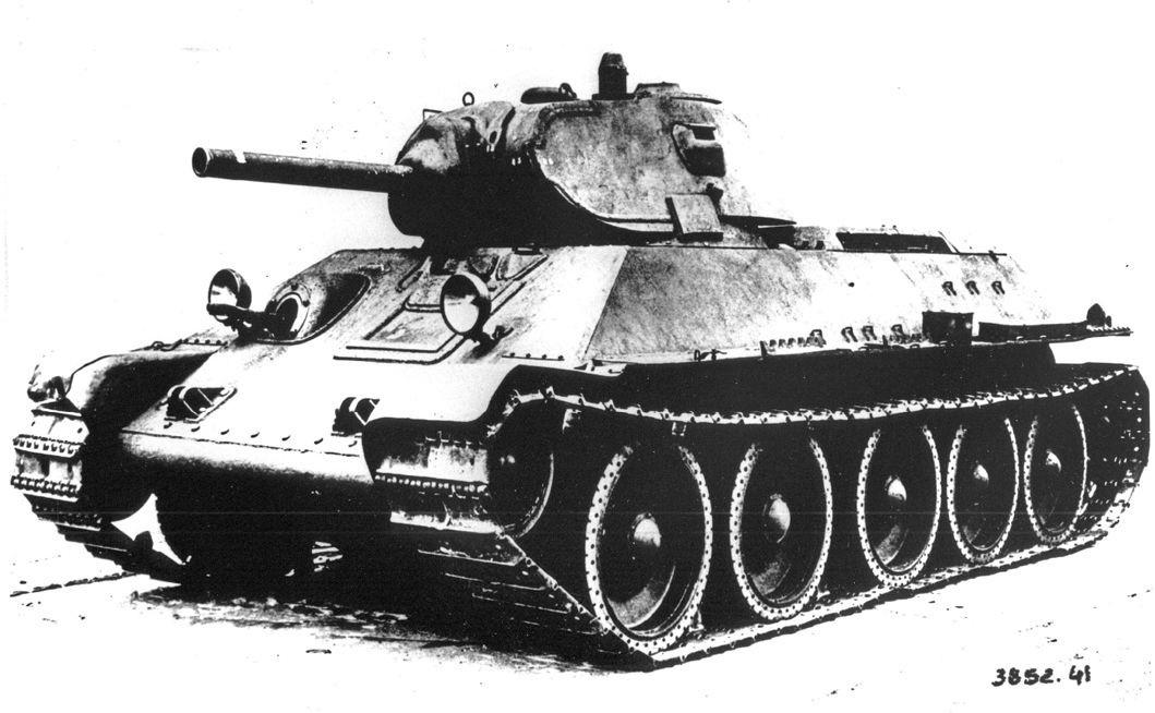 T-34 obr. 1940g.