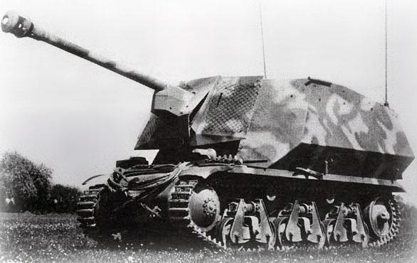 7,5cm PaK 40/1 (Sf) auf Geschützwagen 39H(f)