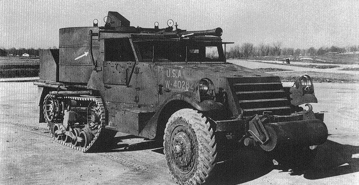 40mm Gun Motor Carriage, T60
