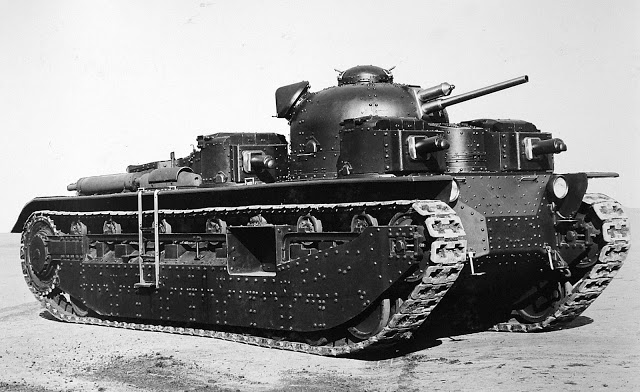 Heavy Tank, Vickers Independent