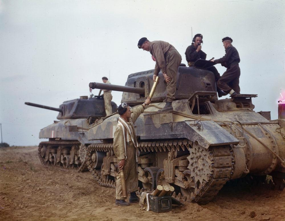 Cruiser Tank, Ram Mk. II