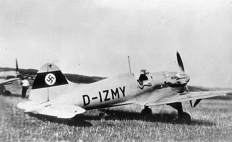 Heinkel He 112A-0