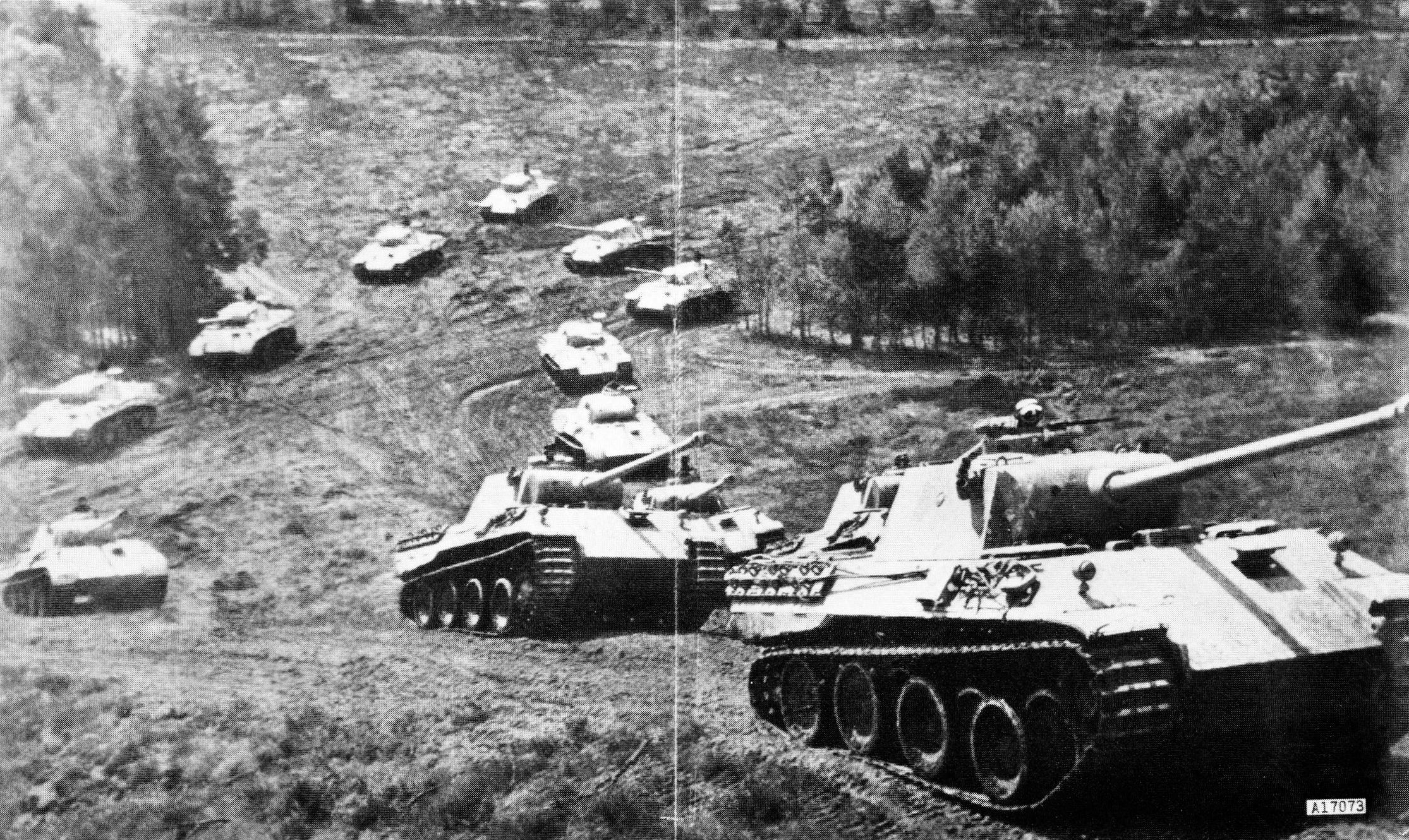 Panzerkampfwagen Panther Ausf. D