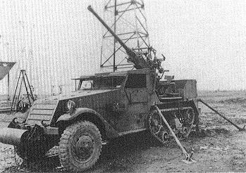 40mm Gun Motor Carriage, T59