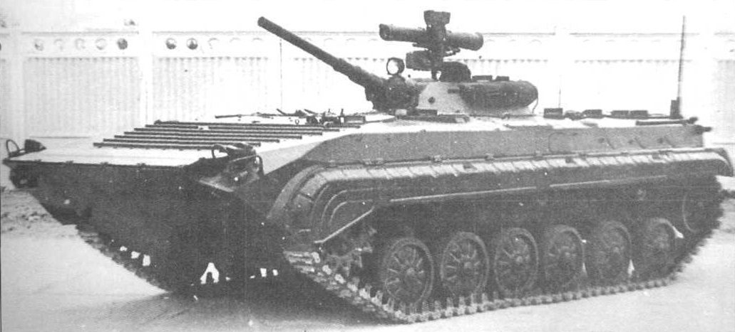 BMP-1P obr. 1979g.