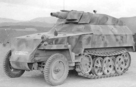 Leichter Schützenpanzerwagen