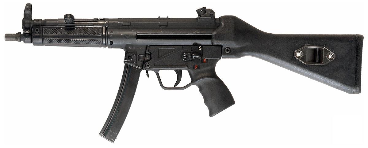 HK MP5A2