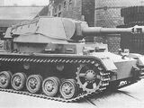 10,5cm leFH 18/1 auf Geschützwagen IVb