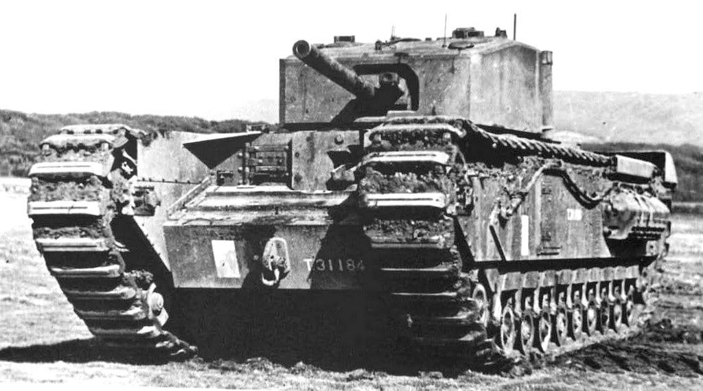 Infantry Tank Mk. IV, Churchill Mk. III