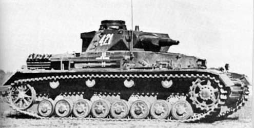 Panzerkampfwagen IV Ausf. B